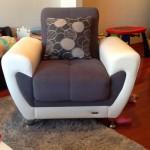 Armchair-Sunnyvale-Upholstery-cleaning